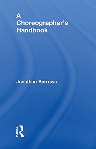 9780415555296: A Choreographer's Handbook
