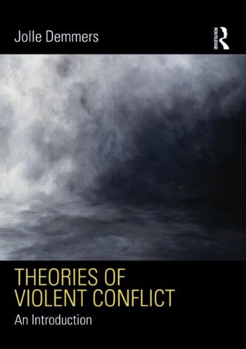 9780415555340: Theories of Violent Conflict: An Introduction (Contemporary Security Studies)