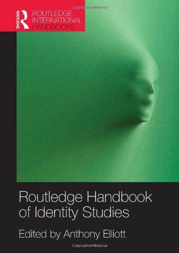 9780415555586: Routledge Handbook of Identity Studies (Routledge International Handbooks)