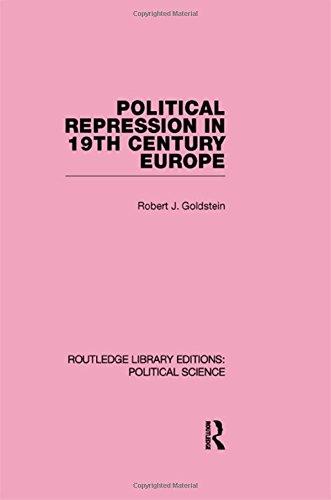 9780415555647: Political Repression in 19th Century Europe