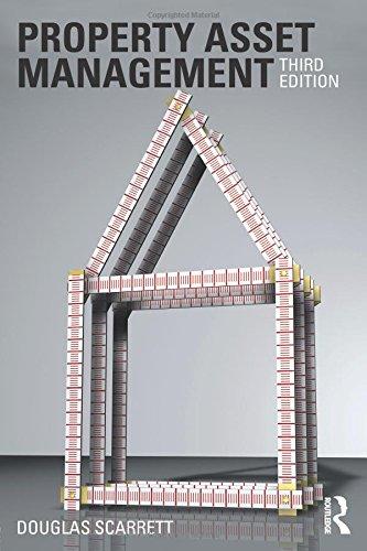 Property Asset Management: Scarrett, Douglas