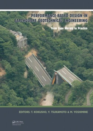 9780415556149: Performance-Based Design in Earthquake Geotechnical Engineering: From Case History to Practice