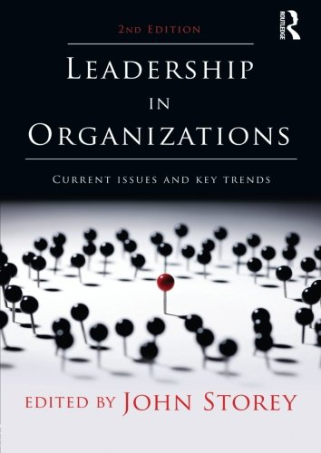 9780415557061: Leadership in Organizations: Current Issues and Key Trends
