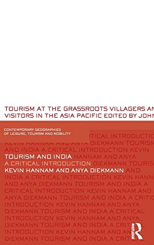 9780415557290: Tourism and India: A Critical Introduction (Contemporary Geographies of Leisure, Tourism and Mobility)
