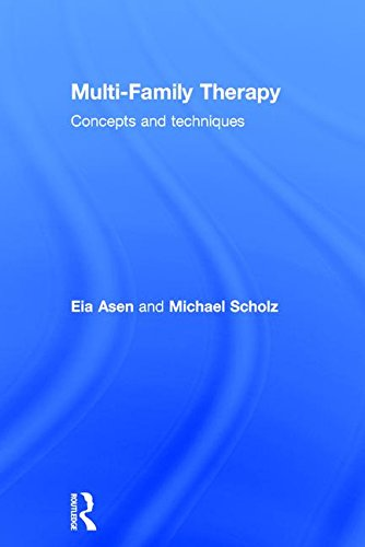 9780415557801: Multi-Family Therapy: Concepts and Techniques