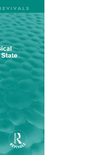 9780415557863: The Metaphysical Theory of the State (Routledge Revivals)