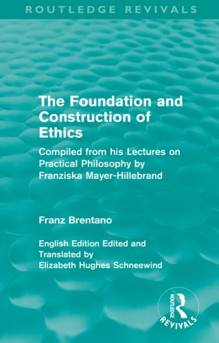 9780415557924: The Foundation and Construction of Ethics (Routledge Revivals)