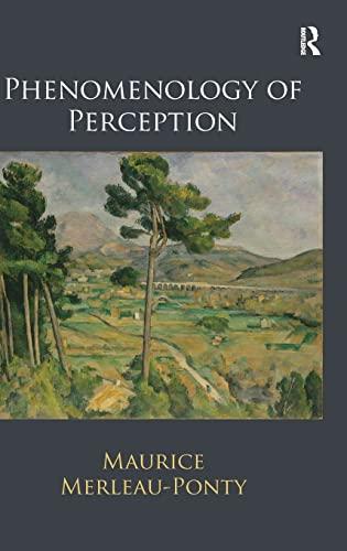 9780415558693: Phenomenology of Perception