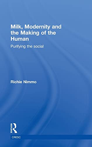 Milk, Modernity and the Making of the Human Purifying the Social CRESC: Richie Nimmo