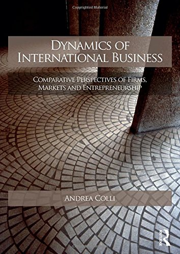 9780415559164: Dynamics of International Business: Comparative Perspectives of Firms, Markets and Entrepreneurship