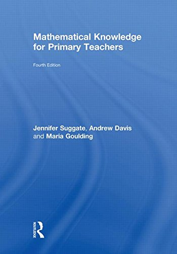 9780415559249: Mathematical Knowledge for Primary Teachers