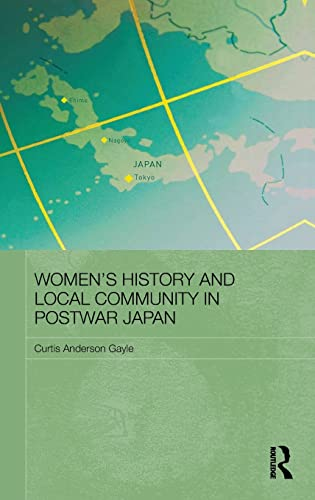 Women's History and Local Community in Postwar: Curtis Anderson Gayle