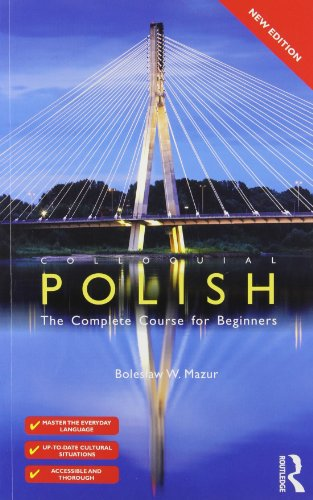 9780415559478: Colloquial Polish: The Complete Course for Beginners