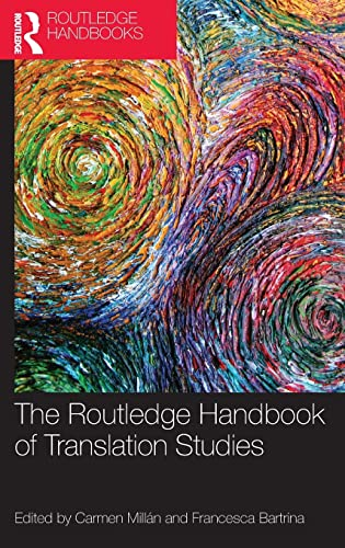 9780415559676: The Routledge Handbook of Translation Studies (Routledge Handbooks in Applied Linguistics)