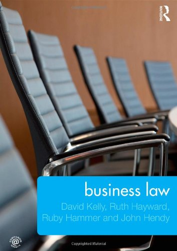 9780415559737: Business Law