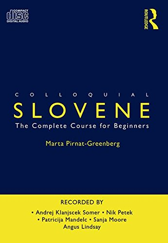 9780415559843: Colloquial Slovene: The Complete Course for Beginners (Colloquial Series)