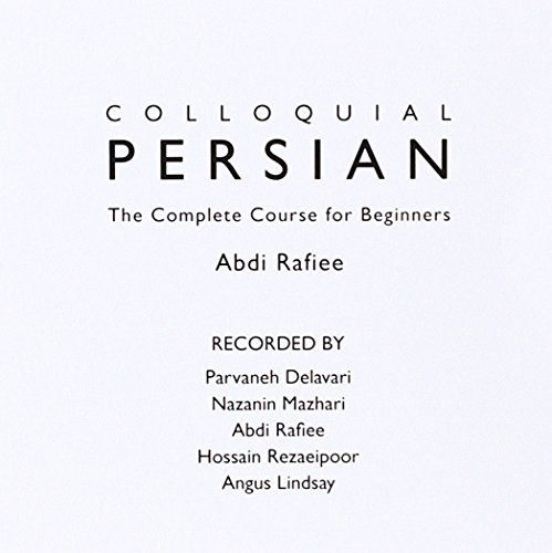 9780415560467: Colloquial Persian (Colloquial Series (CD))