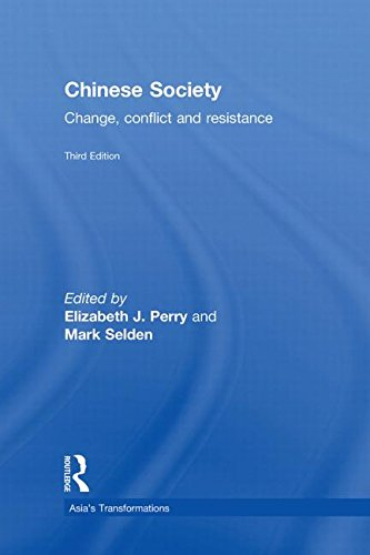 9780415560733: Chinese Society: Change, Conflict and Resistance (Asia's Transformations)