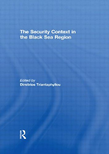9780415560887: The Security Context in the Black Sea Region