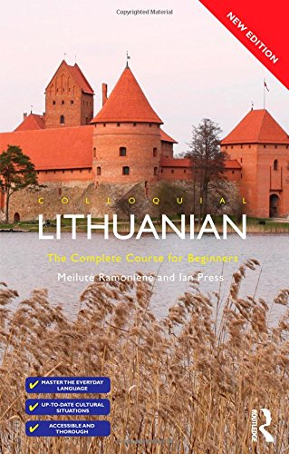 9780415560924: Colloquial Lithuanian: The Complete Course for Beginners (Colloquial Series)