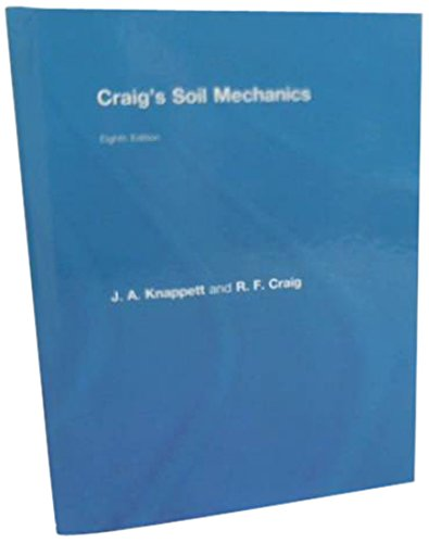 9780415561259: Craig's Soil Mechanics, Eighth Edition