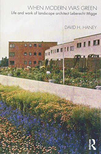 9780415561396: When Modern Was Green: Life and Work of Landscape Architect Leberecht Migge