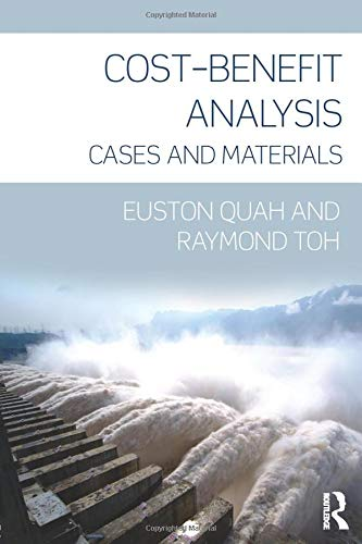 9780415562263: Cost-Benefit Analysis: Cases and Materials