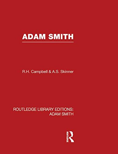 9780415562300: Adam Smith: Volume 2
