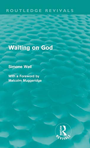 9780415562386: Waiting on God (Routledge Revivals)