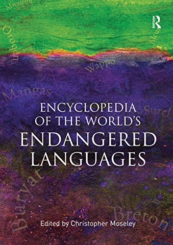 9780415563314: Encyclopedia of the World's Endangered Languages