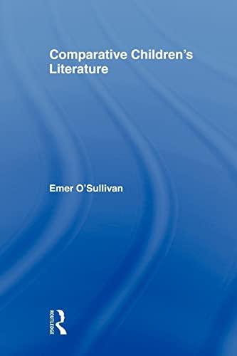 9780415564120: Comparative Children's Literature