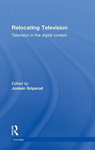 9780415564526: Relocating Television: Television in the Digital Context (Comedia)