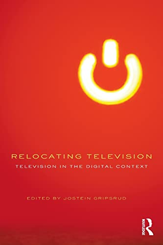 9780415564533: Relocating Television: Television in the Digital Context (Comedia)