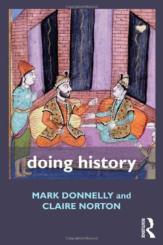 9780415565769: Doing History (Doing... Series)