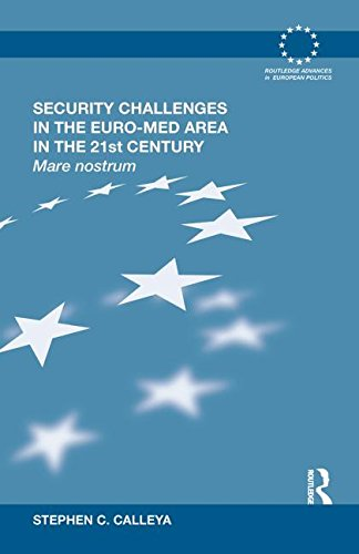 9780415566254: Security Challenges in the Euro-Med Area in the 21st Century: Mare Nostrum (Routledge Advances in European Politics)