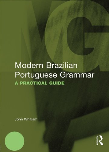 9780415566445: Modern Brazilian Portuguese Grammar (Modern Grammars)