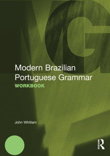 9780415566469: Modern Brazilian Portuguese Grammar Workbook (Modern Grammar Workbooks)
