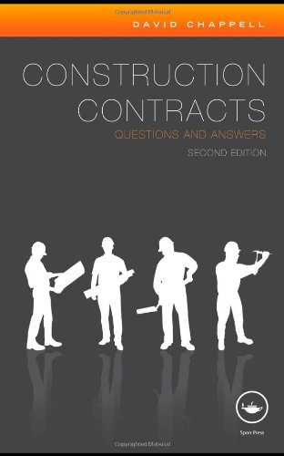9780415566506: Construction Contracts: Questions and Answers