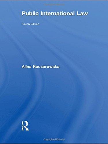 9780415566827: Public International Law