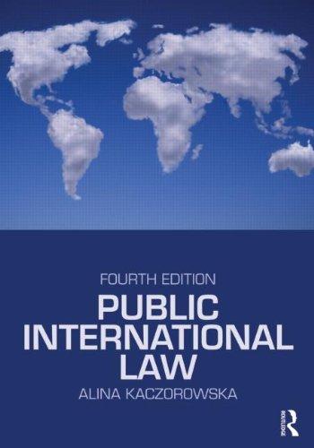 9780415566858: Public International Law