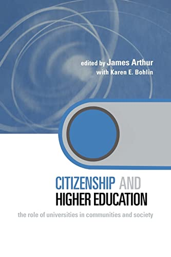 9780415567107: Citizenship and Higher Education (Key Issues in Higher Education)