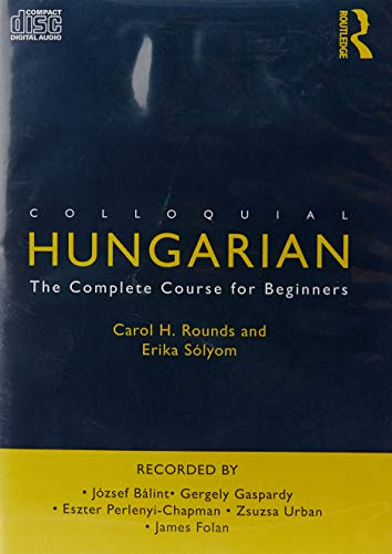 9780415567428: Colloquial Hungarian: The Complete Course for Beginners (Colloquial Series (CD))