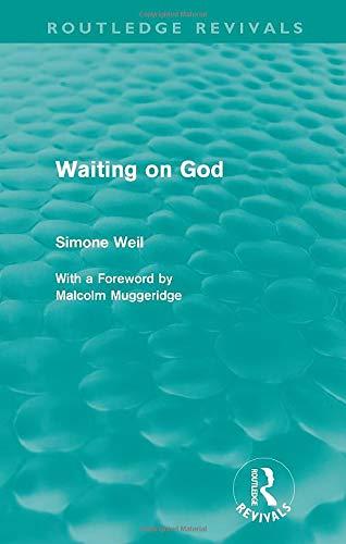 9780415567510: Waiting on God (Routledge Revivals)