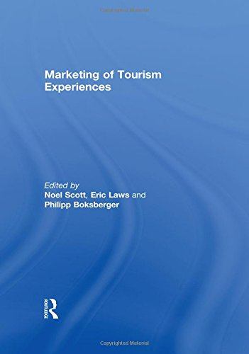 9780415567589: Marketing of Tourism Experiences
