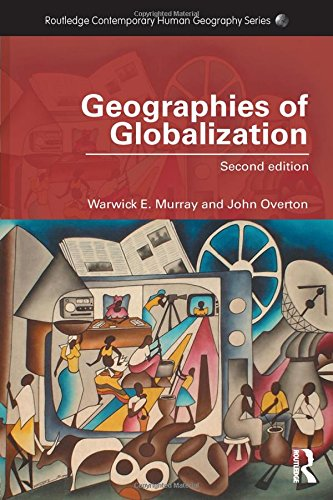 9780415567619: Geographies of Globalization (Routledge Contemporary Human Geography Series)