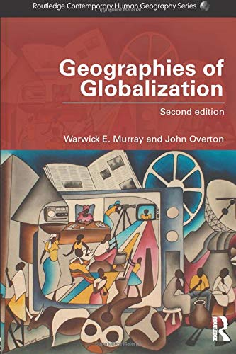 9780415567626: Geographies of Globalization (Routledge Contemporary Human Geography Series)
