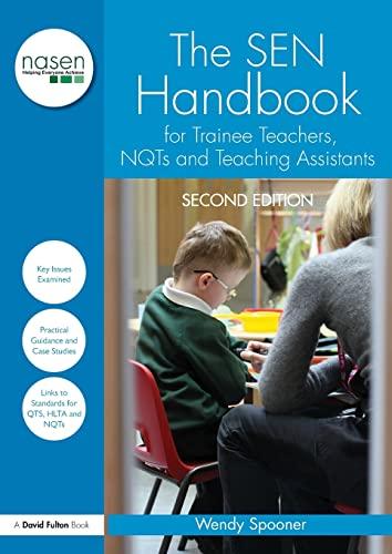 9780415567718: The SEN Handbook for Trainee Teachers, NQTs and Teaching Assistants (nasen spotlight)