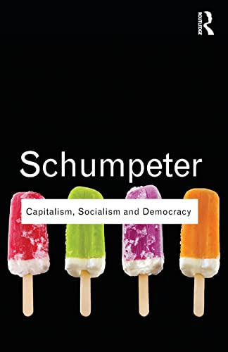 9780415567893: Society and Culture Bundle RC: Capitalism, Socialism and Democracy (Routledge Classics)