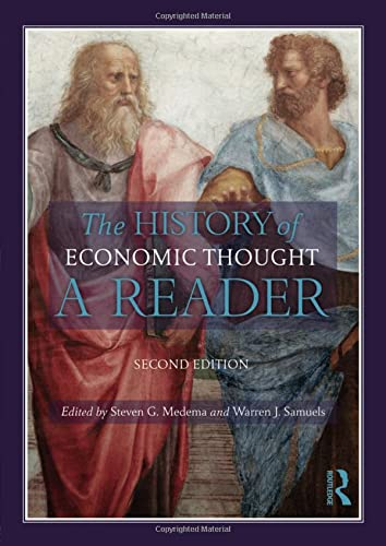 9780415568685: The History of Economic Thought: A Reader; Second Edition