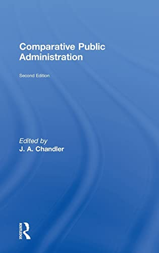 9780415569279: Comparative Public Administration